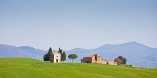 Idilio toscano Imagen de archivo libre de regalías