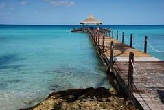 Idillio caraibico Immagine Stock Libera da Diritti