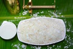 Idiyappam Royalty Free Stock Images