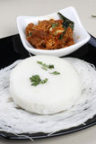 Idli - Steamed rice cakes from South India Royalty Free Stock Image