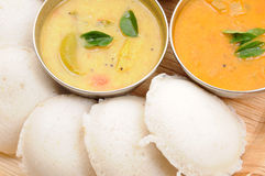 Idly sambar Stock Photos
