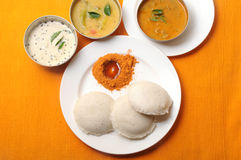 Idly sambar Stock Image