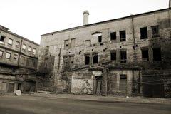 Ido industrial Fotografía de archivo
