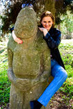 idol kobieta zdjęcie royalty free