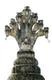 Idol statue at Nong Kha,i Thailand,Laos Stock Photo