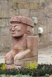 Idol statuy od Tiwanaku Obrazy Royalty Free