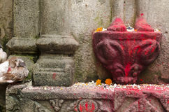 Idol stone Royalty Free Stock Photo