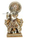Idol von Lord krishna lizenzfreie stockfotos