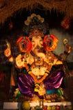 Idol władyka Ganesh przy Thane zdjęcie stock