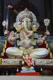 Idol władyka Ganesha, Pune, maharashtra, India zdjęcia royalty free