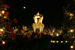 Idol władyka Ganesh zdjęcie royalty free