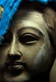 Idole d'argile d'un dieu indou Image libre de droits