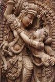 Idole de krishna de seigneur Images stock