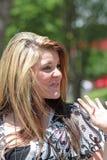 Idole de l'Amérique Lauren 2011 Alania Image libre de droits