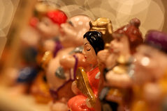 idole japońscy Zdjęcie Stock
