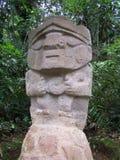 Idolo antico Immagini Stock Libere da Diritti