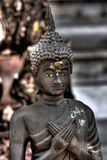 Idolo del Buddha Fotografia Stock Libera da Diritti