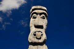 Idolo del Pre-cristiano Fotografia Stock