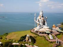 Idolo del signore Shiva Immagine Stock