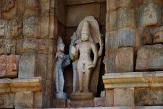 Idolo indiano della statua Fotografia Stock Libera da Diritti