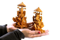 Idols of purity Royalty Free Stock Images