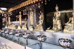 Idool van Lord Buddha in Doi Suthep Royalty-vrije Stock Afbeelding