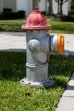 Idrante antincendio degli Stati Uniti Fotografie Stock Libere da Diritti