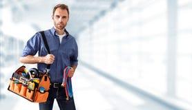 idraulico fotografia stock