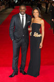 Idris Elba,Naomi Harris Stock Photo