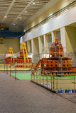 Idro centrale elettrica Fotografie Stock Libere da Diritti