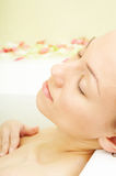 Idroterapia Fotografia Stock Libera da Diritti
