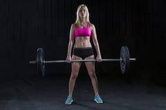 idrottsman nenkvinnlig Fotografering för Bildbyråer