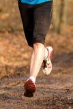 idrottsman nenrunning Royaltyfri Fotografi