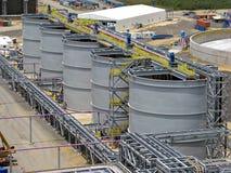 Idustrial Plant Stock Photo