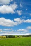 Idylic farmlandscape Stock Photo