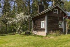 idyll αγροτικός Στοκ φωτογραφία με δικαίωμα ελεύθερης χρήσης