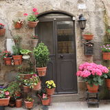 idylla Tuscan Obrazy Stock