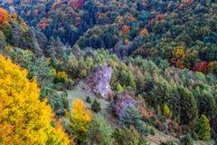 Idyllic Autumn Scenery Royalty Free Stock Photo