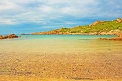 Idyllic bay, Sardinia Royalty Free Stock Images