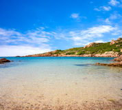 Idyllic bay, Sardinia Stock Photo