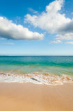 Idyllic Beach Royalty Free Stock Photography
