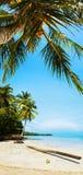 Idyllic beach Royalty Free Stock Photo