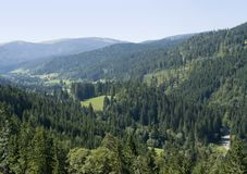 Idyllic Black Forest scenery Royalty Free Stock Images