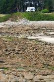 Idyllic breton scenery Royalty Free Stock Photography