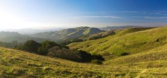 Idyllic California Hillsides Royalty Free Stock Image