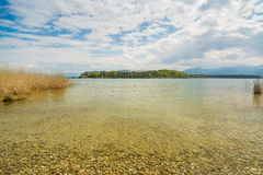 Idyllic Chiemsee Stock Images
