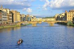 Idyllic city of Florence, Italy Royalty Free Stock Photos