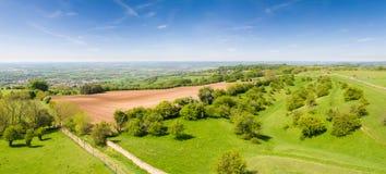 Idyllic countryside Royalty Free Stock Photo