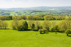 Idyllic countryside Royalty Free Stock Photos