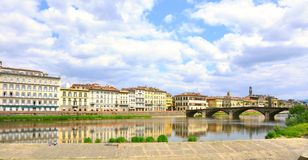 Idyllic day in Florence, Italy Stock Image